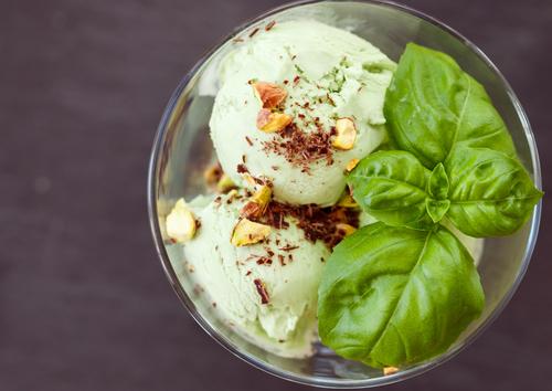 Výsledok vyhľadávania obrázkov pre dopyt Bazalková zmrzlina
